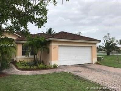 4533 SW 163rd Ave, Miami, FL 33185 - MLS#: A10554646