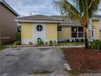 5269 NW 188 Street, Miami, FL 33055 - MLS#: A10554695