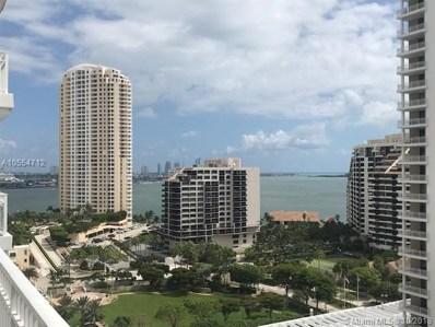 801 Brickell Key Blvd UNIT 1703, Miami, FL 33131 - #: A10554712