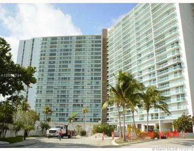 100 Bayview Dr UNIT 725, Sunny Isles Beach, FL 33160 - #: A10554734