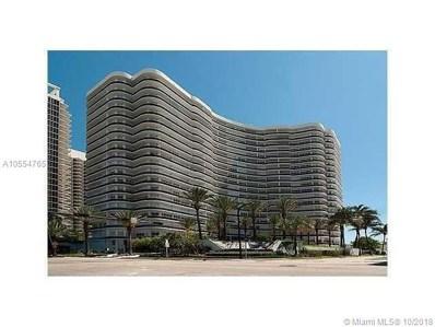 9601 Collins Ave UNIT 502, Bal Harbour, FL 33154 - MLS#: A10554765