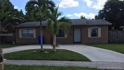 7698 SW 4th Pl, North Lauderdale, FL 33068 - MLS#: A10554783