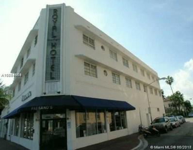 763 Pennsylvania Ave UNIT 325, Miami Beach, FL 33139 - #: A10554909