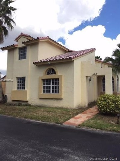 11317 SW 158th Pl, Miami, FL 33196 - MLS#: A10555064