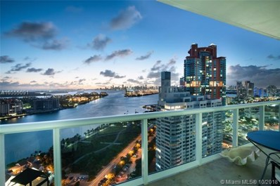 100 S Pointe Dr UNIT 2602, Miami Beach, FL 33139 - MLS#: A10555091