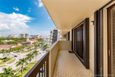 600 Biltmore Way UNIT 1105, Coral Gables, FL 33134 - MLS#: A10555137