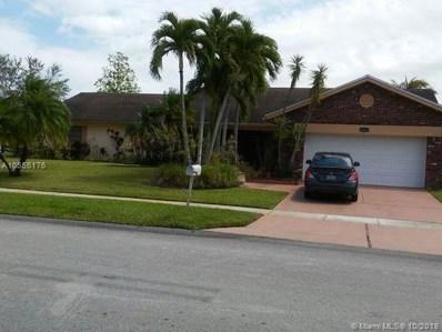 441 NW 201st Ave, Pembroke Pines, FL 33029 - MLS#: A10555176