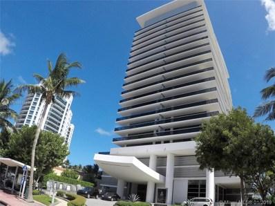 5875 Collins Ave UNIT 1807, Miami Beach, FL 33140 - MLS#: A10555193