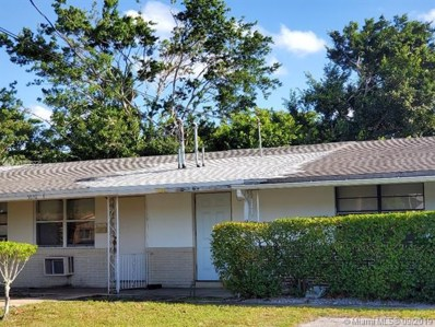 5820 NW 12th St UNIT F, Sunrise, FL 33313 - #: A10555226