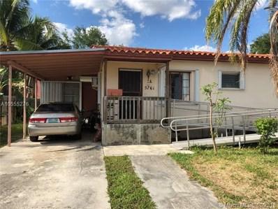 5761 Sw 5th Street, Miami, FL 33144 - MLS#: A10555276