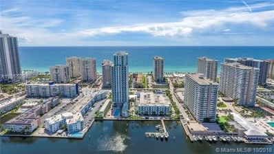 2049 S Ocean Dr UNIT 902, Hallandale, FL 33009 - MLS#: A10555297