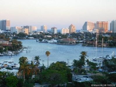 900 NE 18th Ave UNIT 1207, Fort Lauderdale, FL 33304 - MLS#: A10555316
