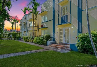 600 Euclid Ave UNIT B6, Miami Beach, FL 33139 - #: A10555331