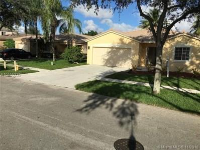 2231 SW 106th Ave, Miramar, FL 33025 - MLS#: A10555335