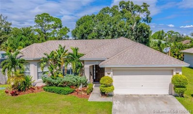 1359 SW Axtell Ave, Port St. Lucie, FL 34953 - MLS#: A10555350