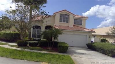18128 SW 3rd St, Pembroke Pines, FL 33029 - MLS#: A10555361
