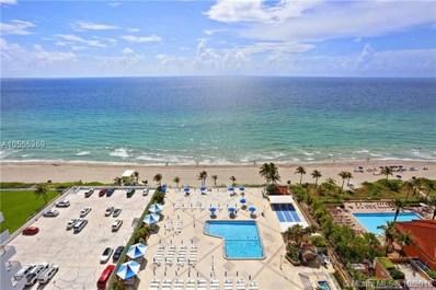 2030 S Ocean Dr UNIT 1014, Hallandale, FL 33009 - MLS#: A10555369