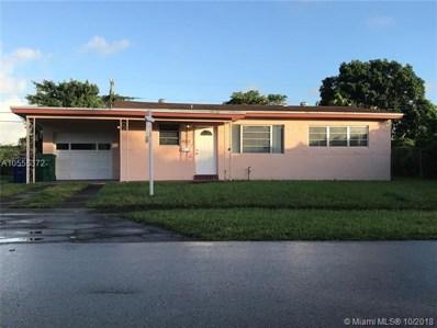 6513 SW 28th St, Miramar, FL 33023 - MLS#: A10555372