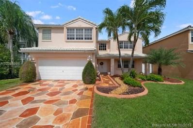 10151 SW 9th Ln, Pembroke Pines, FL 33025 - MLS#: A10555394