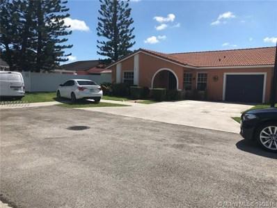14322 SW 170th St, Miami, FL 33177 - MLS#: A10555500