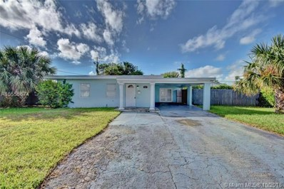 828 NE 14th St, Fort Lauderdale, FL 33304 - MLS#: A10555674
