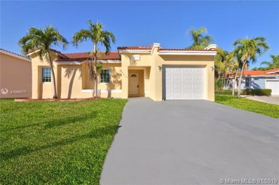 8545 SW 211th Ter, Cutler Bay, FL 33189 - MLS#: A10555777