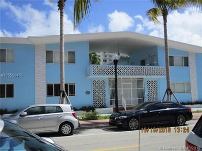 401 Collins Ave UNIT 19, Miami Beach, FL 33139 - #: A10555845