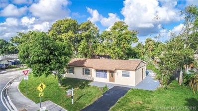 1821 SW 68th Ave, North Lauderdale, FL 33068 - #: A10555870