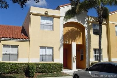 4021 NW 90th Ave UNIT 4021, Sunrise, FL 33351 - MLS#: A10555875