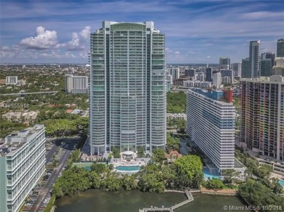 1643 Brickell Ave UNIT 1405, Miami, FL 33129 - MLS#: A10555918