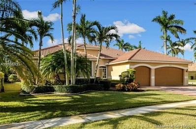 18572 SW 42nd St, Miramar, FL 33029 - MLS#: A10555933