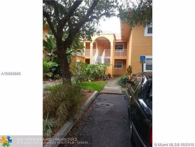 421 SE 10th St UNIT A203, Dania Beach, FL 33004 - MLS#: A10555945