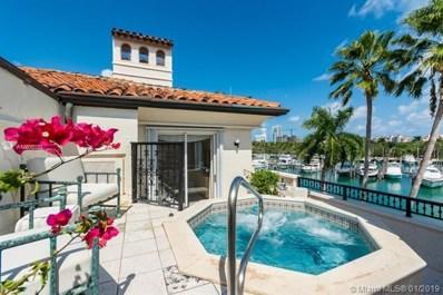4631 Fisher Island Dr. UNIT 4631, Miami Beach, FL 33109 - MLS#: A10556033