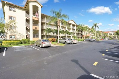 1400 SW 131st Way UNIT 208Q, Pembroke Pines, FL 33027 - MLS#: A10556165