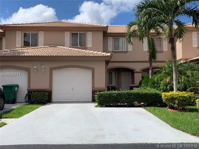 7442 SW 162nd Path UNIT 0, Miami, FL 33193 - MLS#: A10556311
