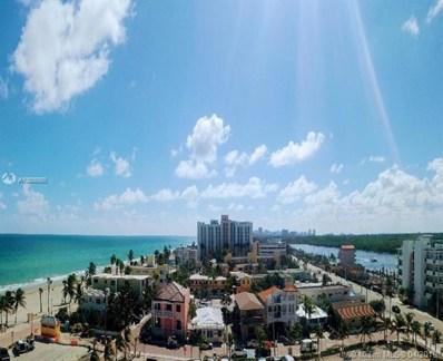3111 N Ocean Dr UNIT 809, Hollywood, FL 33019 - MLS#: A10556560