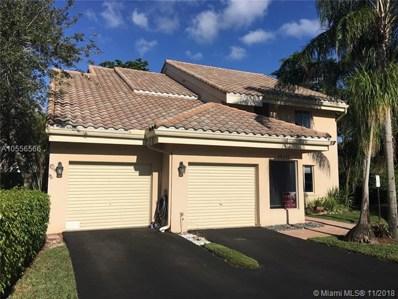 16332 Malibu Dr UNIT 16, Weston, FL 33326 - MLS#: A10556566