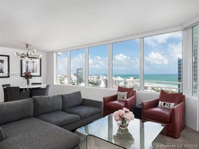 400 S Pointe Dr UNIT 1706, Miami Beach, FL 33139 - MLS#: A10556575