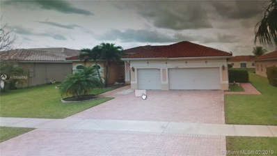 16454 NW 14th St, Pembroke Pines, FL 33028 - MLS#: A10556589