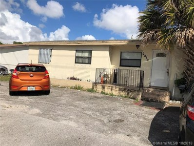 2310 NW 31st Ave, Fort Lauderdale, FL 33311 - #: A10556762