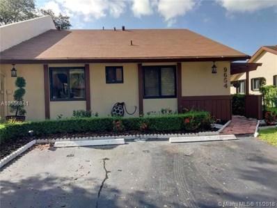 9654 NW 16th Ct, Pembroke Pines, FL 33024 - MLS#: A10556841