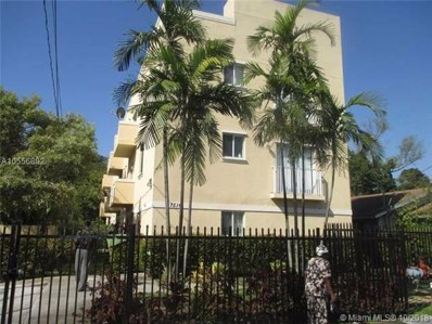 7516 NE 1st Ave UNIT 301, Miami, FL 33138 - MLS#: A10556892