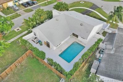 16650 Redwood Way, Weston, FL 33326 - MLS#: A10556933
