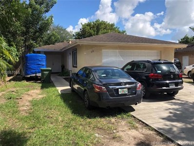 513 NW 4th Ave, Homestead, FL 33030 - MLS#: A10557056