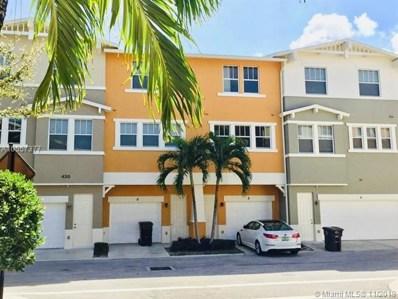 430 Amador Ln UNIT 6, West Palm Beach, FL 33401 - MLS#: A10557377