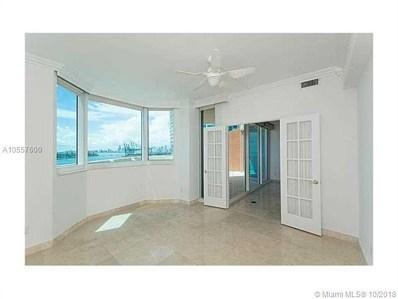300 S Pointe Dr UNIT 1002, Miami Beach, FL 33139 - MLS#: A10557600