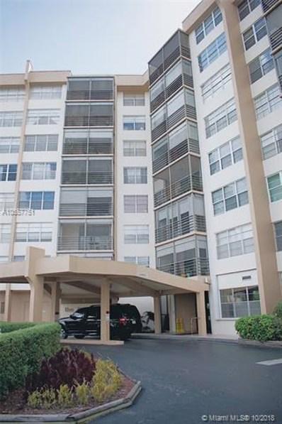 1100 Saint Charles Place UNIT 221, Pembroke Pines, FL 33026 - MLS#: A10557751