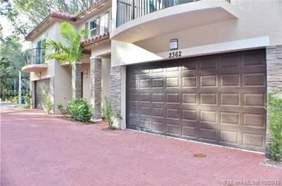 2362 SW 18th Ave UNIT e, Fort Lauderdale, FL 33315 - MLS#: A10557752