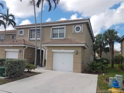 400 SW 120th Ave, Pembroke Pines, FL 33025 - MLS#: A10557803
