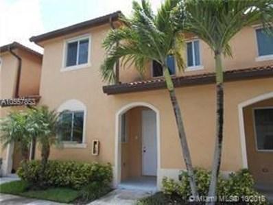 12080 SW 268 St UNIT 27, Naranja, FL 33032 - MLS#: A10557853